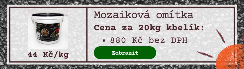 Mozaiková omitka - akce | www.mozaikova-omitka.cz